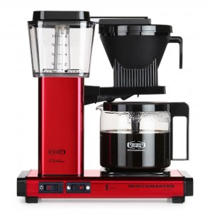 Moccamaster KBGC 982 AO Red Metallic