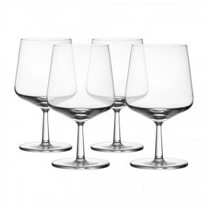 Ittala Essence Ölglas 48cl 4 pack