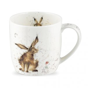 Wrendale Mugg Good Hare Day, Hare