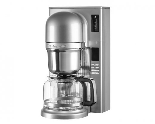 KitchenAid Pour Over Kaffebryggare 1,25L silver