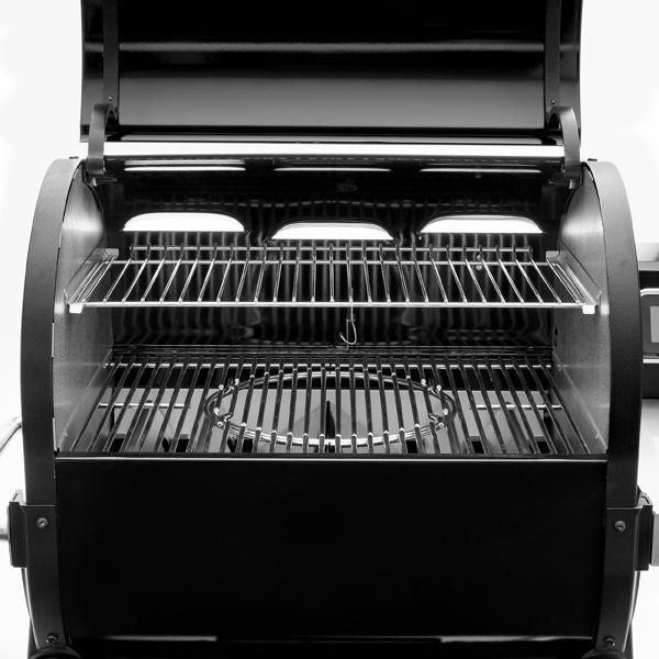 Weber Smoke Fire EX4 GBS Träpelletgrill Grill